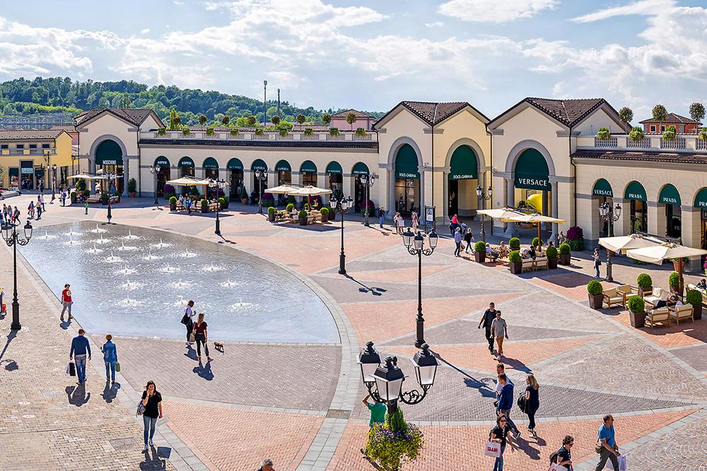 Serravalle Designer OutletSerravalle Scrivia | Italia