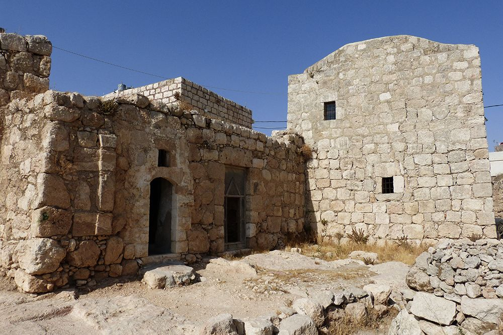 Enhancing the Vernacular Heritagein As-Samou'Hebron | Palestine