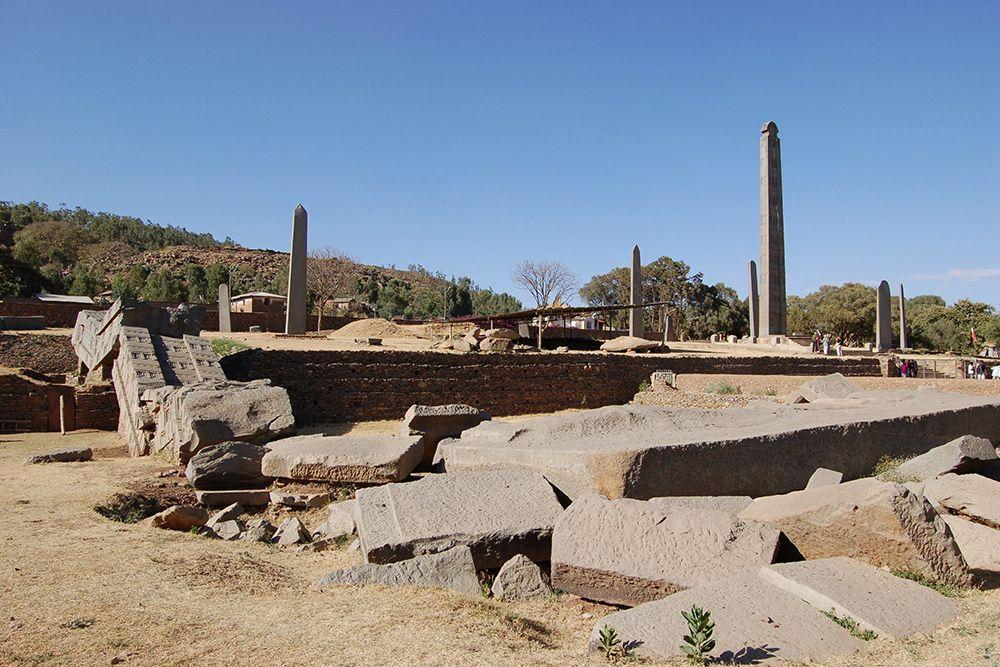 Siti UNESCO di Axum e GondarEtiopia