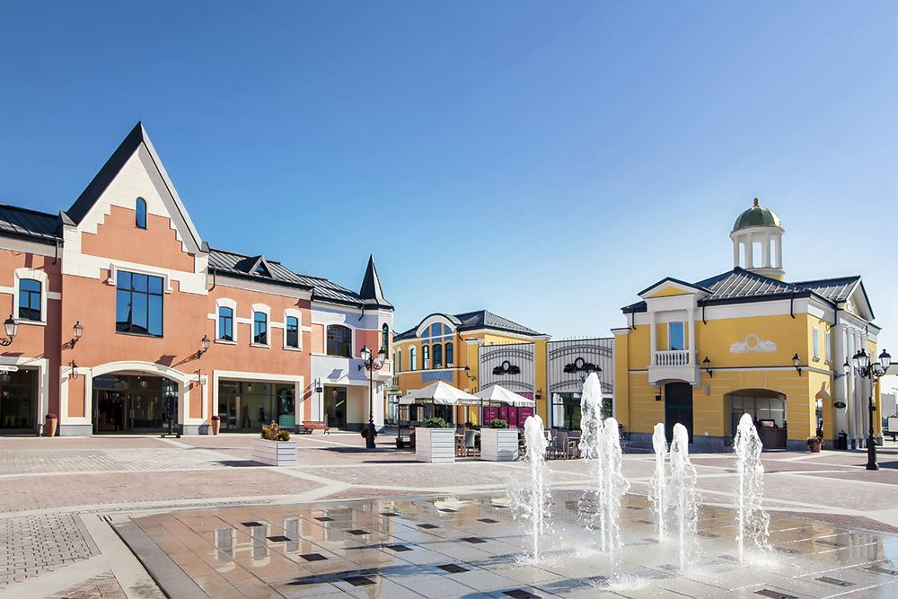 Outlet Village Belaya DachaMosca | Russia