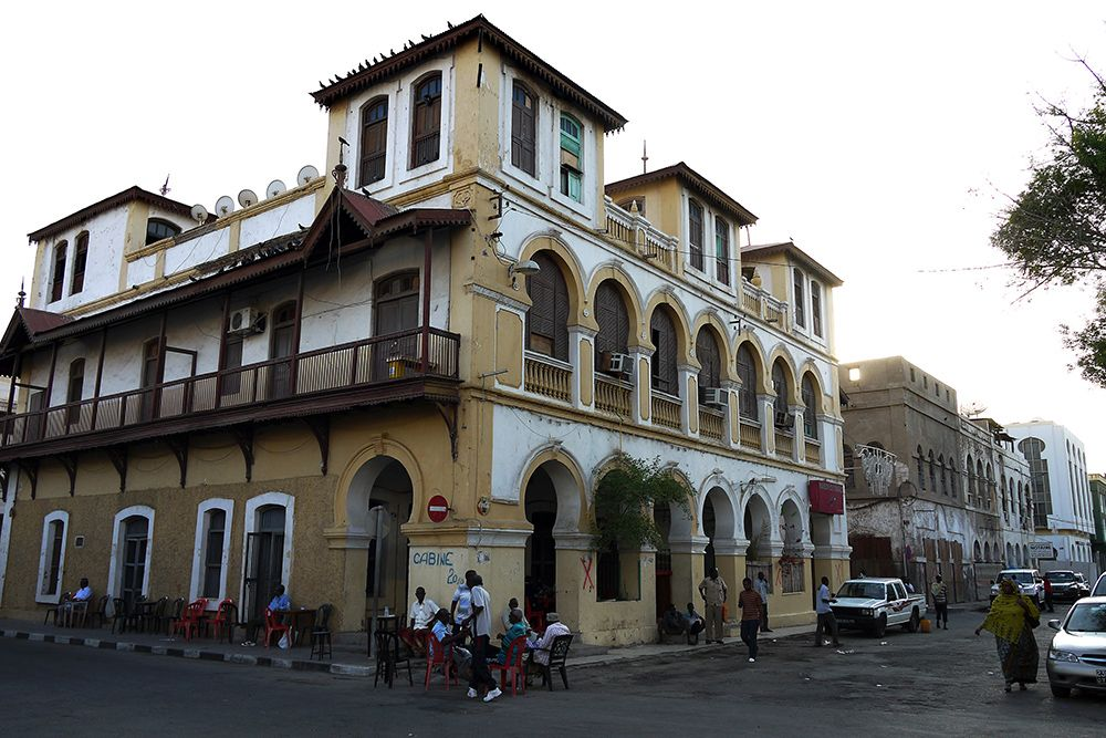 Patrimonio edilizio storicoGibuti