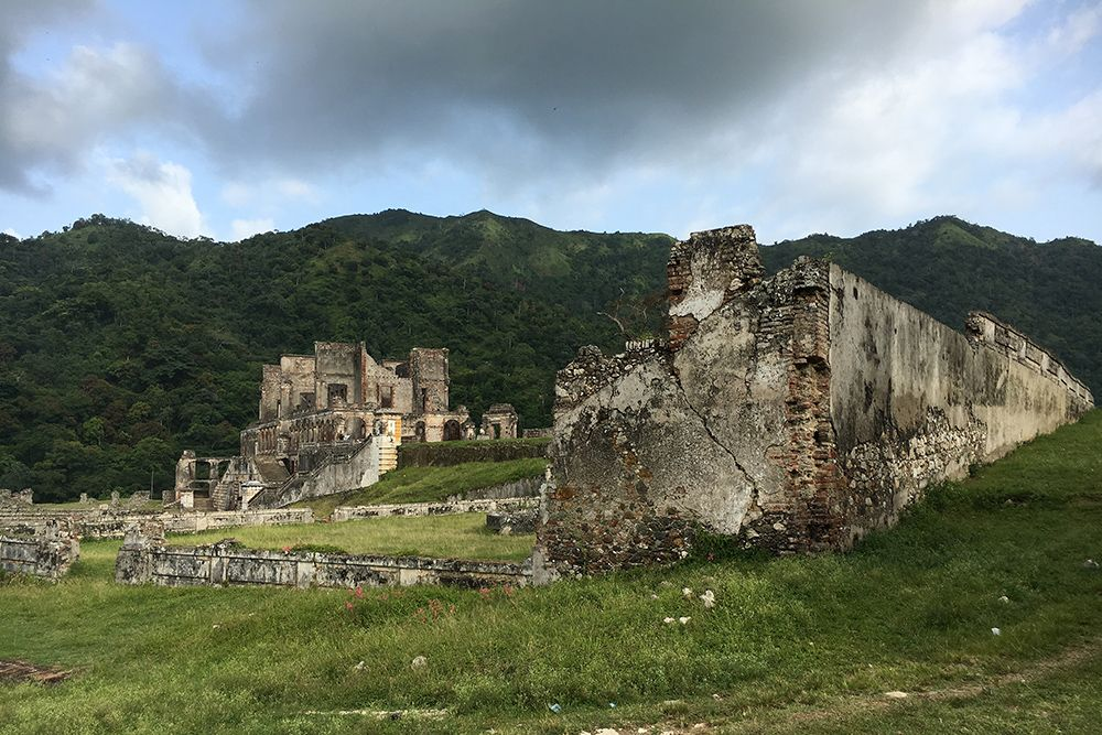 Cultural Heritage Preservation & Tourism Sector Support Project (PAST)Cap Haïtien | Haiti