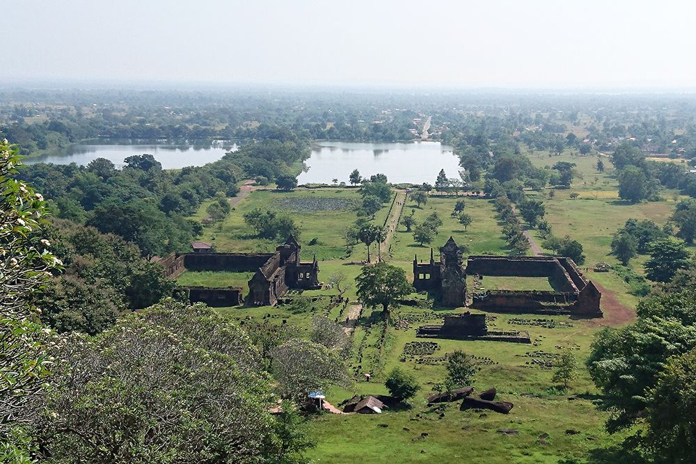 Sito UNESCO di Vat PhouChampasak | Laos