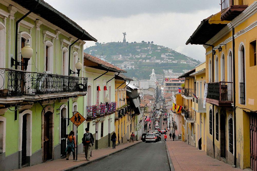 Rilancio del centro storico di QuitoQuito | Ecuador