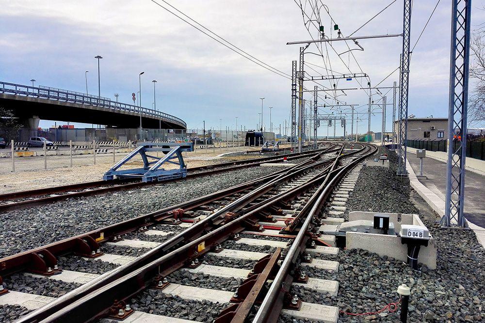 Potenziamento linea TirrenicaLivorno | Italia