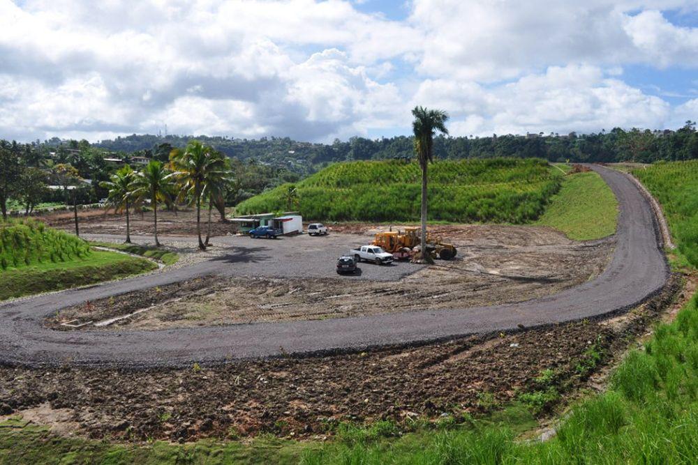 Messa in sicurezza della discarica di LamiSuva | Fiji