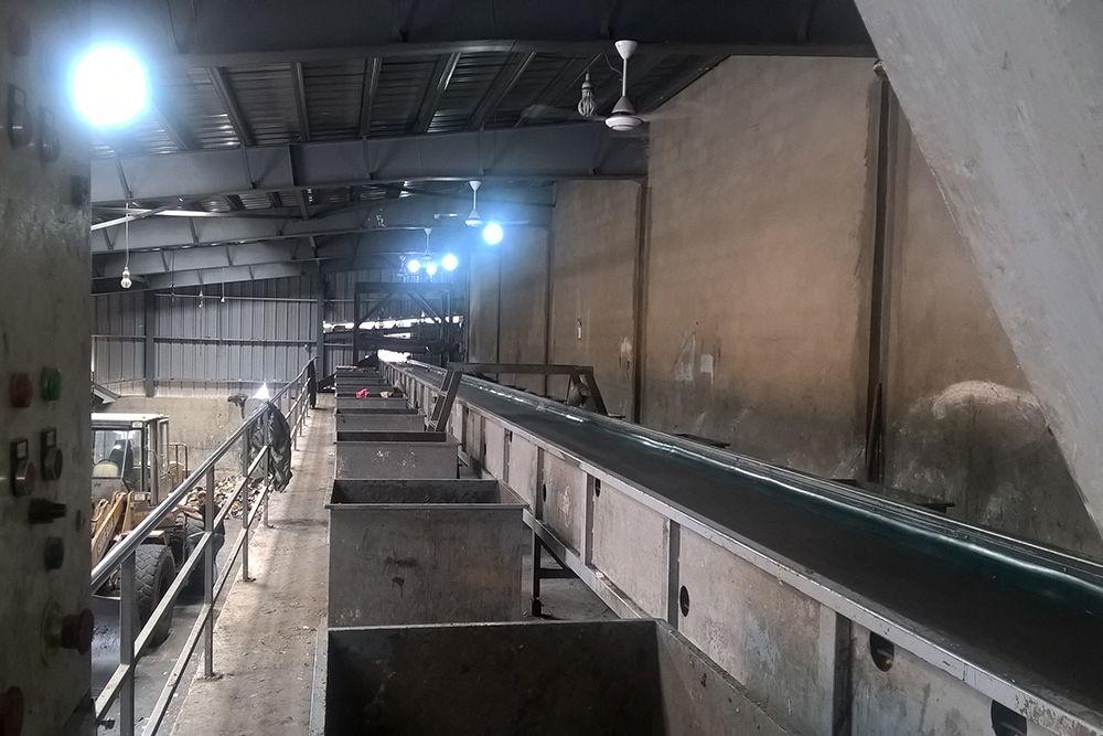 Impianti per la gestione e smaltimento dei rifiuti solidiLibano