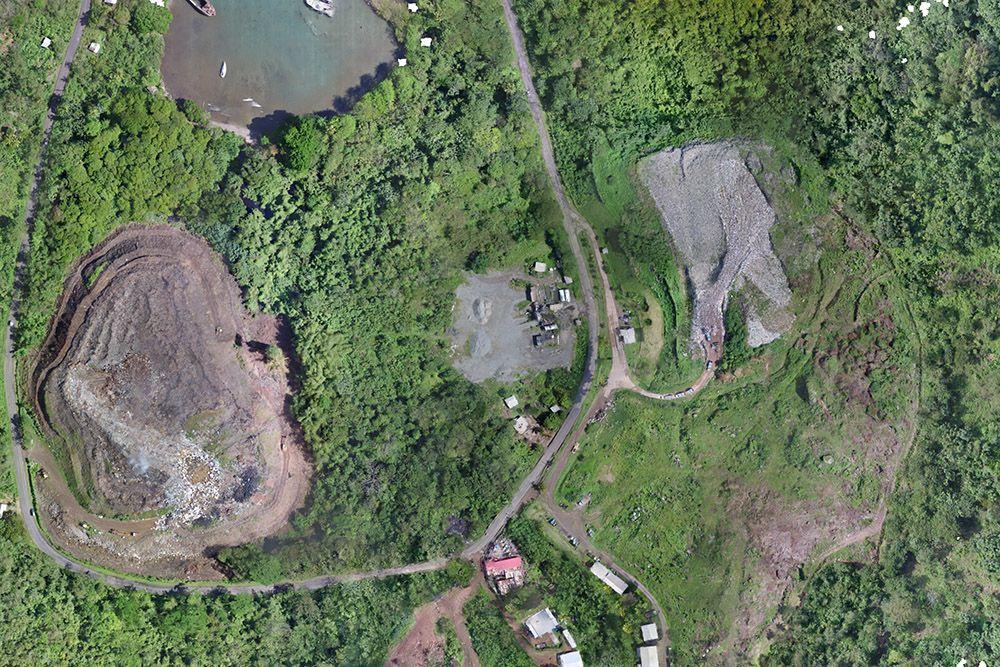 Discariche St. Georges'sGrenada