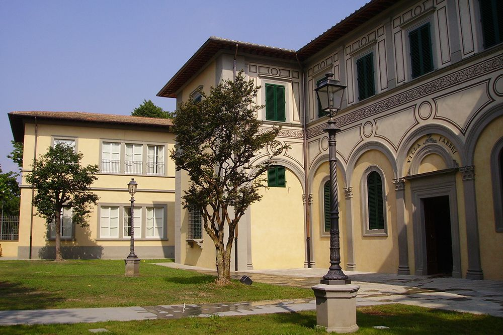 Villa Fabbri | RestauroFirenze | Italia