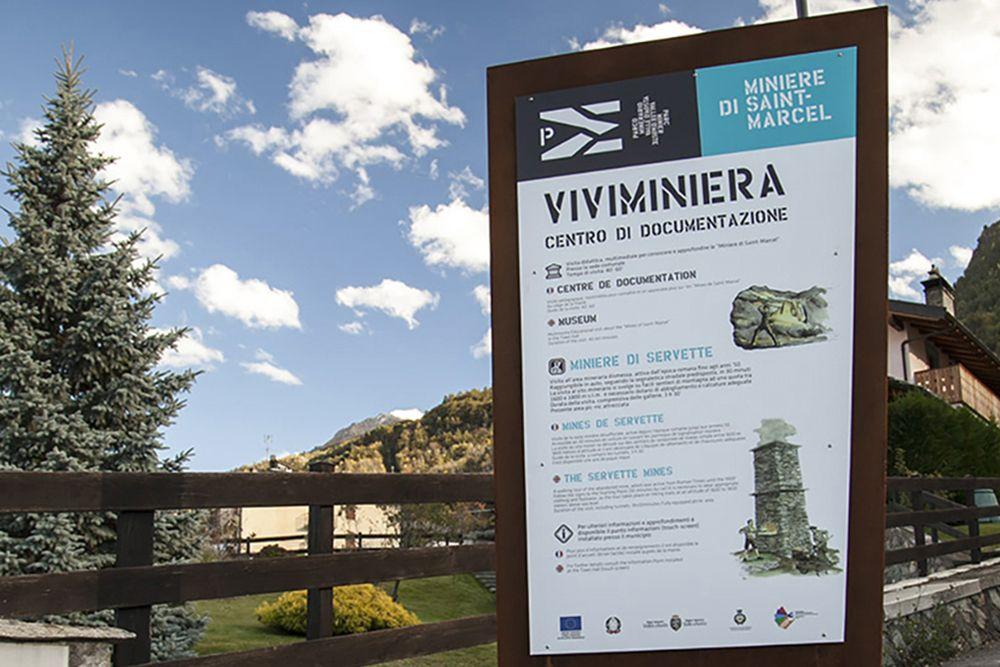 Restoration of Servette Mining SiteSaint-Marcel, Valle D'Aosta | Italy