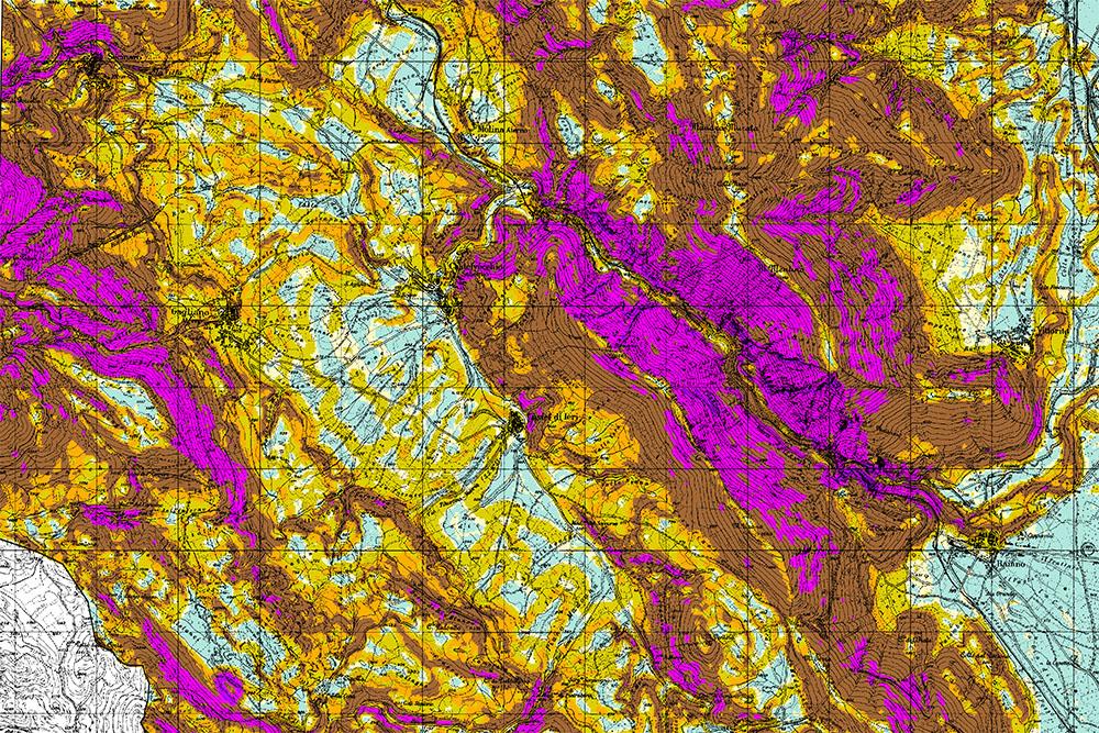 Piano per l'assetto idrogeologico Regione Abruzzo | Italia