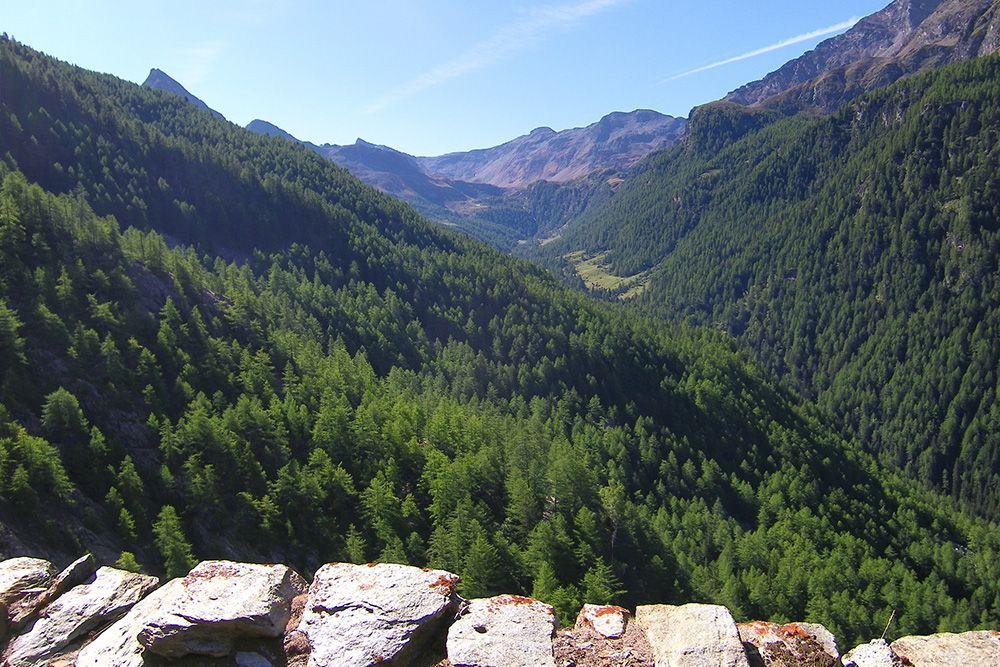 Studio dell'erosionenel bacino del torrente Saint-MarcelValle D'Aosta | Italia