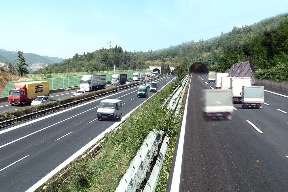 Studio di impatto ambientaleAutostrada A1 | Italia