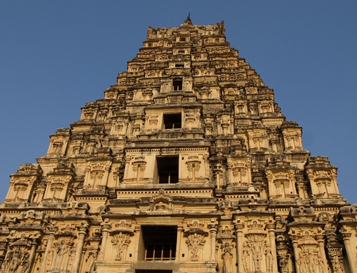 Tourism Development Strategy, Hampi Karnataka | India