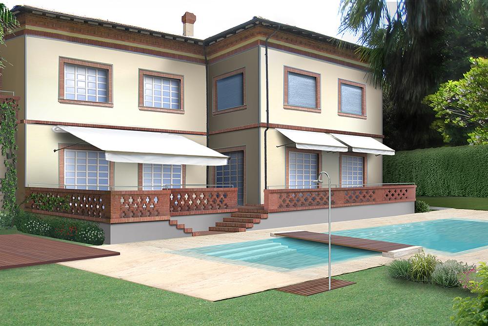 Riqualificazione di immobile residenzialeForte dei Marmi | Italia