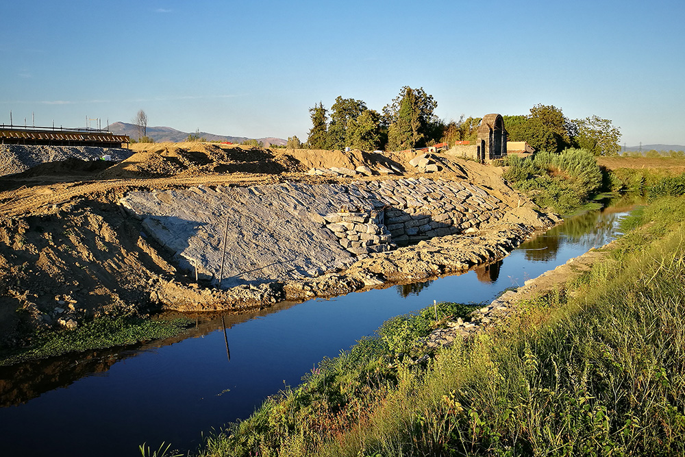 Stormwater Runoff Managementin Ombrone Pistoiese River BasinPrato | Italy