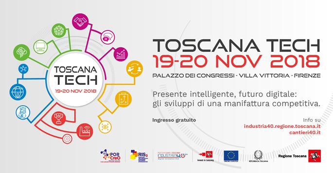 Toscana TECH 19-20 Novembre 2018