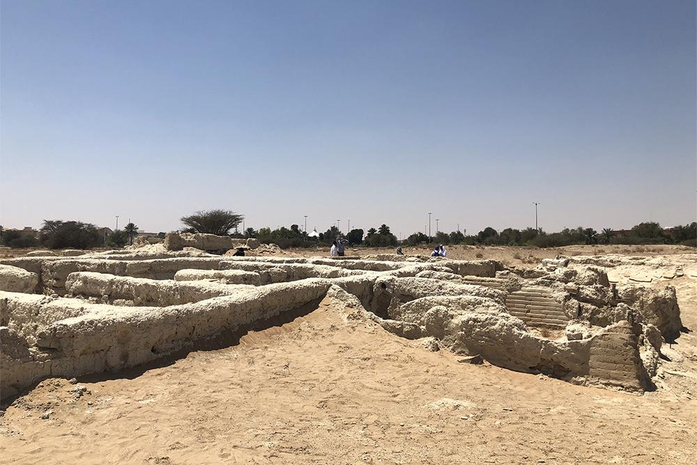 Hili Archaeological Park – Principal Design Consultancy Services  Al Ain, Abu Dhabi | UAE