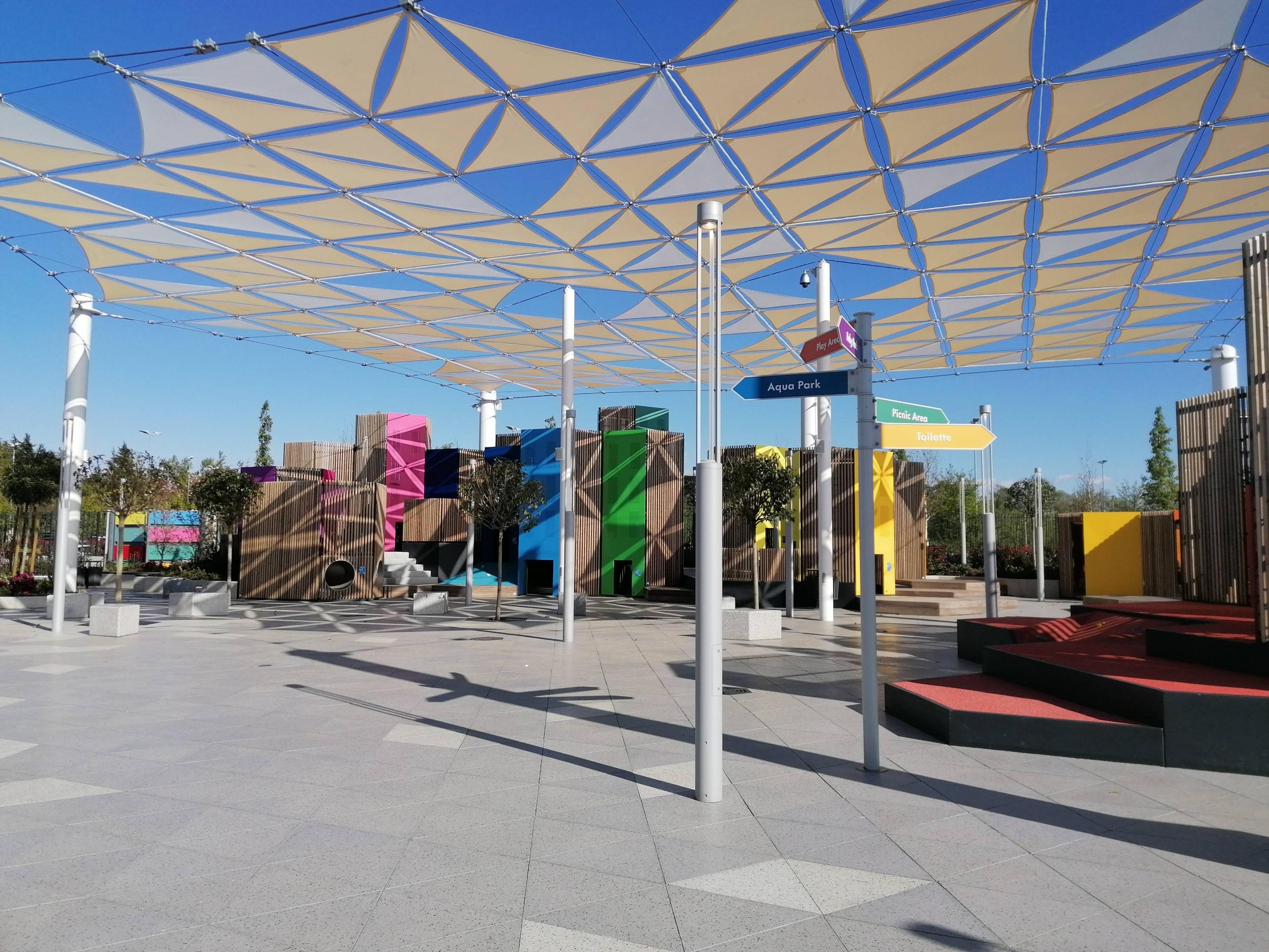 Inaugurazione Family Area | Serravalle Scrivia DO